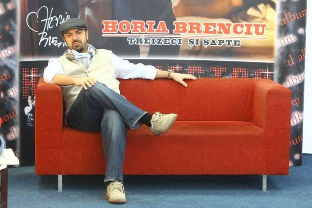 Horia Brenciu la Vocea Romaniei