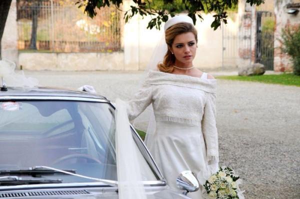 Alexandra Dinu - in filmul La Farfalla Granata