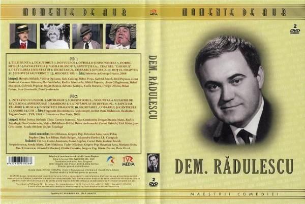 Biografie Dem Radulescu