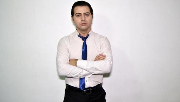 Crisscen alias Cristian Harhata